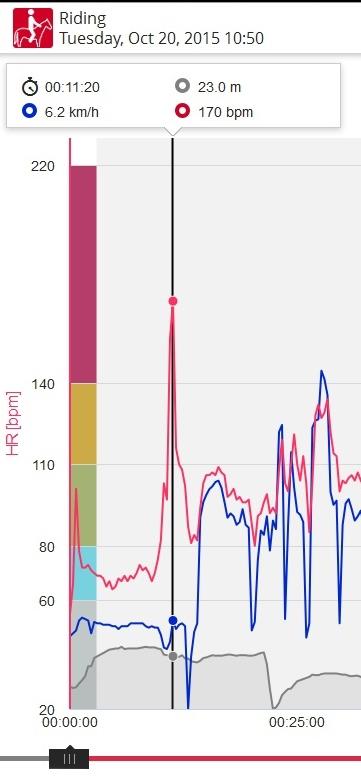 grafiek echt bang