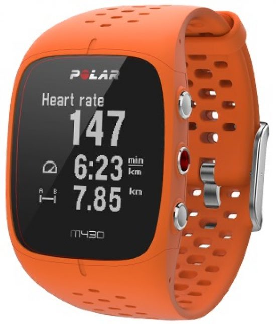 Polar Equine M430 Orange