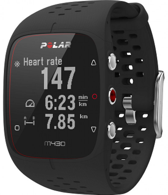 Polar Equine M430 Black
